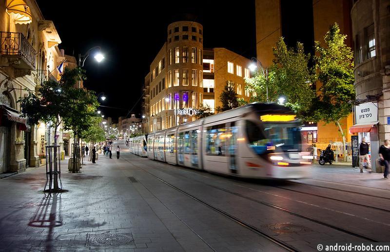 С сегодняшнего дня в Иерусалим запрещен въезд дизельных транспортных средств
