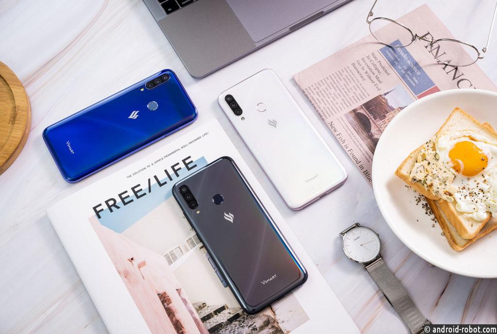 Vsmart Joy 3+ – самый доступный смартфон с NFC, 5000 мАч скоро в России