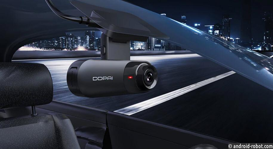 «Умный» видеорегистратор DDPai Dash Cam Mola N3 1600P HD GPS – компаньон в любых путешествиях