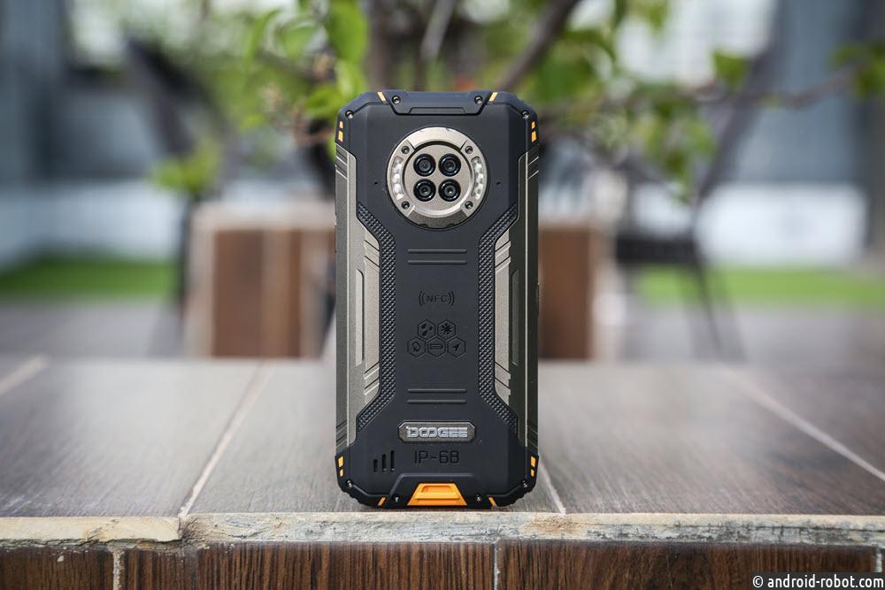 Представлен DOOGEE S96 Pro – смартфон с функцией ночного видения