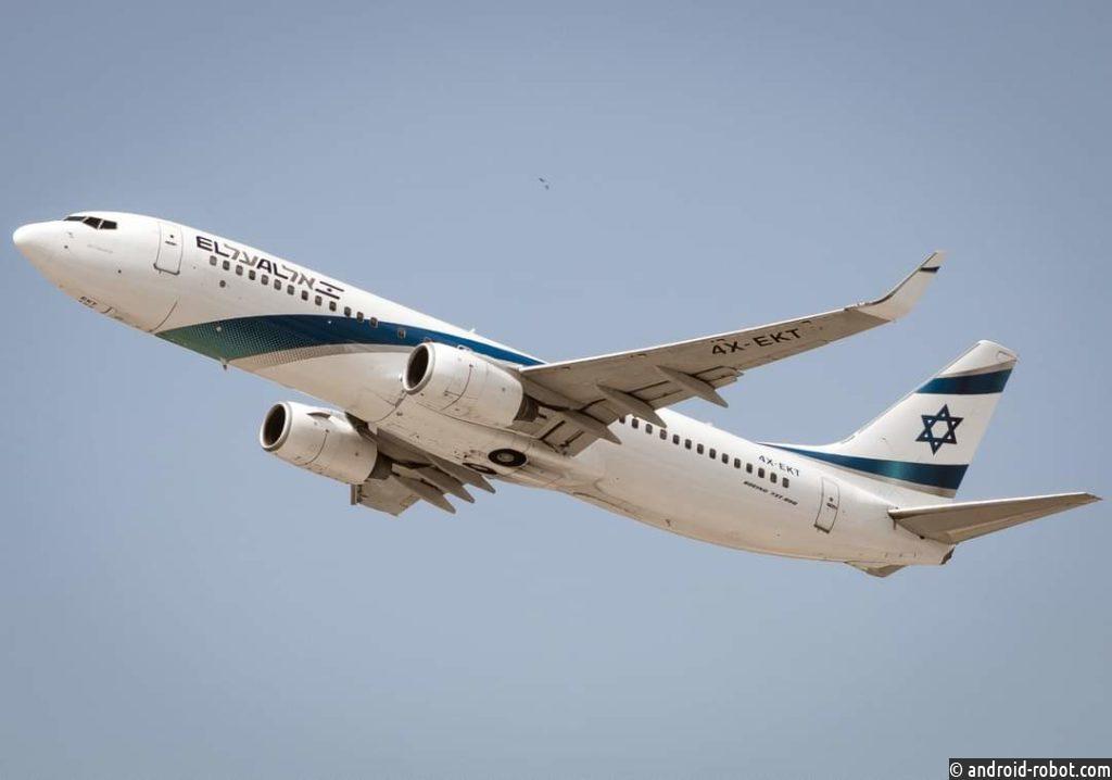 Израильский национальный авиаперевозчик «Эль Аль» возвращается на российский рынок