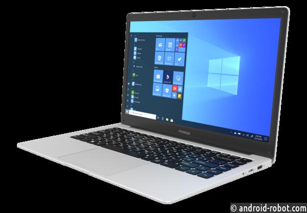 Prestigio представляет новый компактный ноутбук Smartbook 141 C
