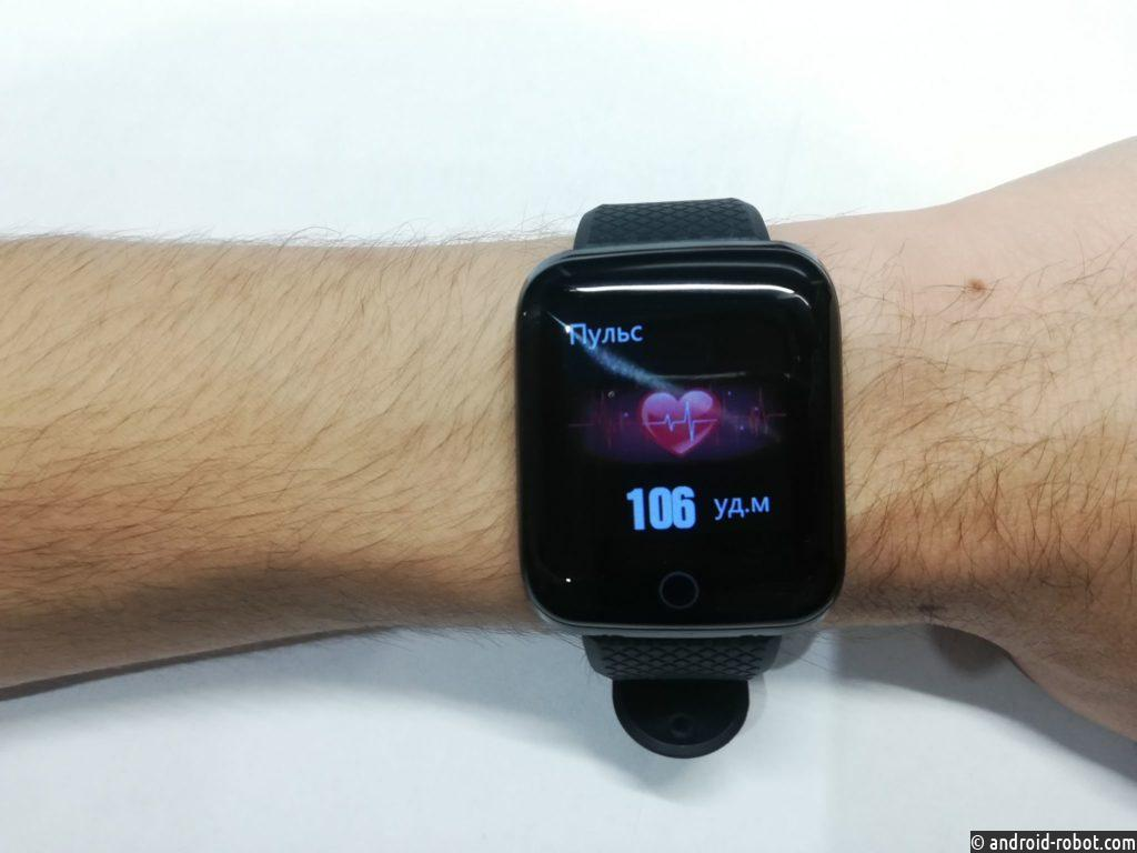 Обзор: Умные часы Smarterra FitMaster Aura