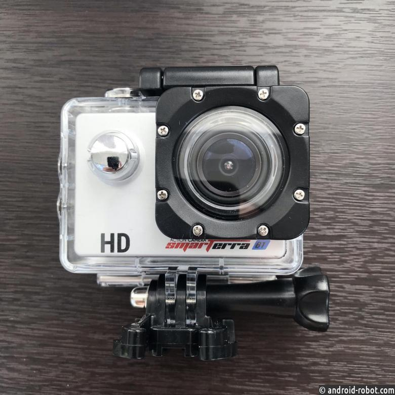 Обзор: Экшн-камера Smarterra B1
