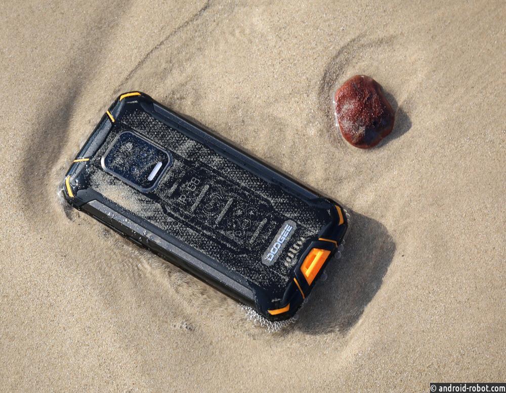 Компания DOOGEE выпустила бюджетный смартфон S59 Pro c квадрокамерой и аккумулятором 10 050 мАч