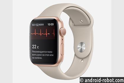 ЭКГ наApple Watch в РФ заработает свыходом iOS 14.2