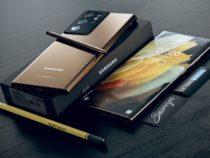 Samsung разместит селфи-камеру и вспышку под экраном
