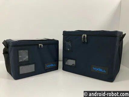 Panasonic разработал вакуумный контейнер VIXELL для транспортировки медицинских материалов и вакцин при -70˚C
