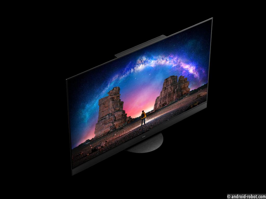 Panasonic представил флагманские OLED-телевизоры 2021 года серии JZ2000