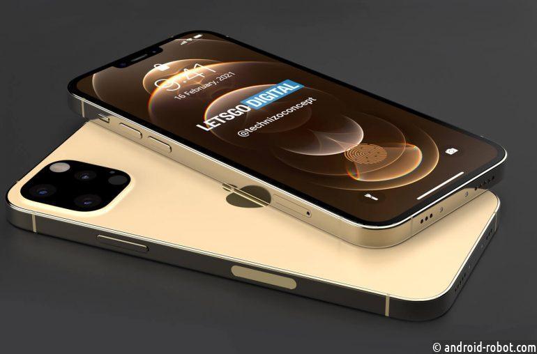 iPhone 13 Pro получит обновление камеры и новый дисплей