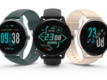 Умные часы Doogee CR1 выходят на российский рынок