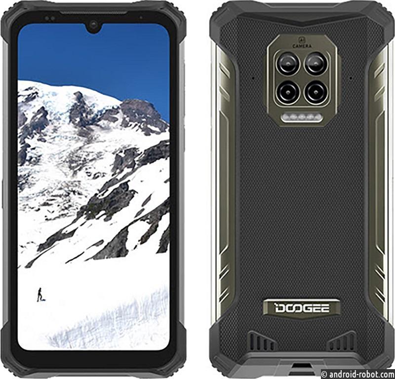 В феврале на российском рынке смартфонов будет представлена новинка - смартфон Doogee S86