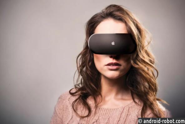 Гарнитура Apple VR будет весить около 150 г - Утечка