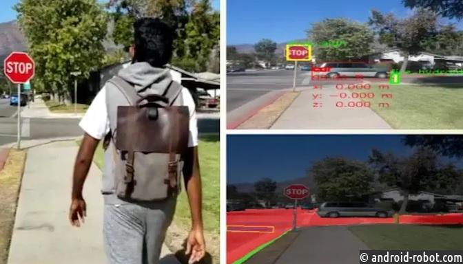 Разработана система с искусственным интеллектом, чтобы помочь людям с ослабленным зрением