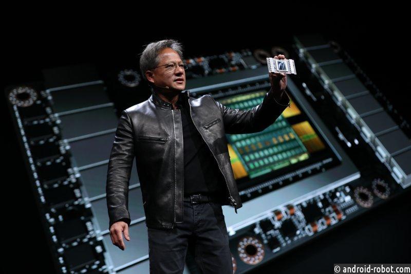 Генеральный директор Nvidia Дженсен Хуанг о слиянии виртуального и физического миров