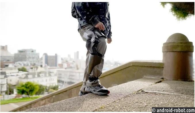 В США разработан роботизированный коленный ортез Ascend