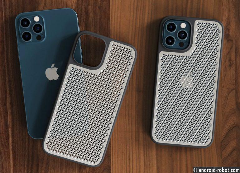 Чехол для iPhone 12 Pro будет с текстурой терки для сыра