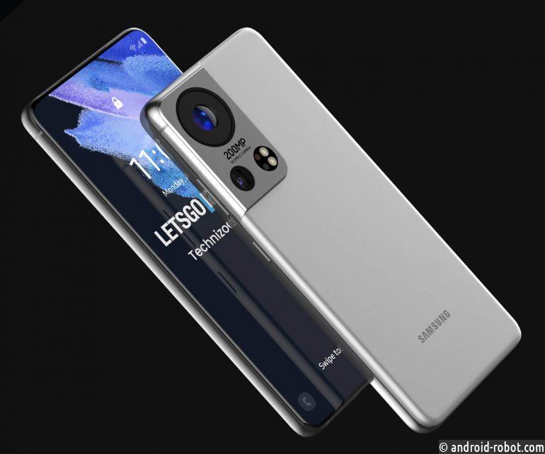 Samsung Galaxy S22 получил камеру Olympus