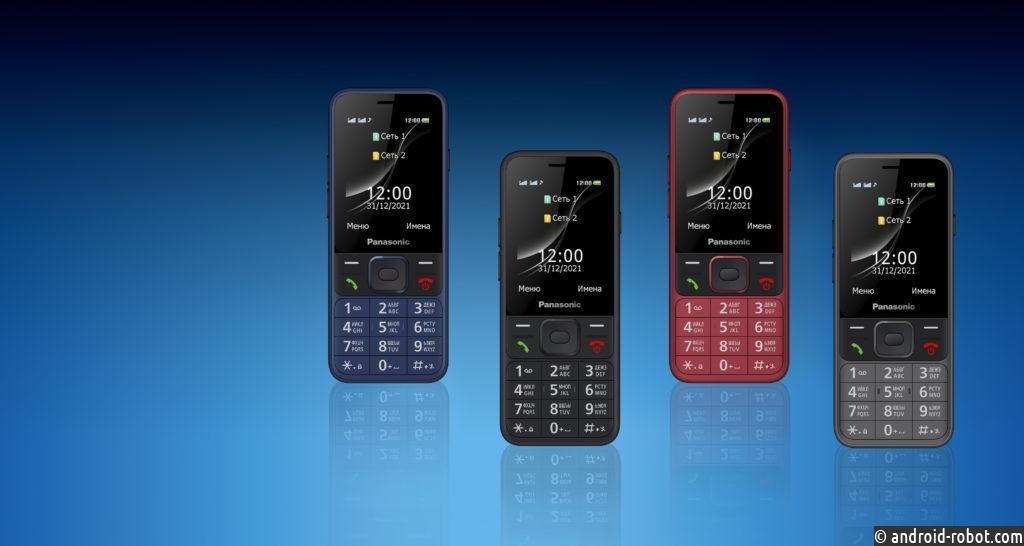 Модель PanasonicKX-TF200