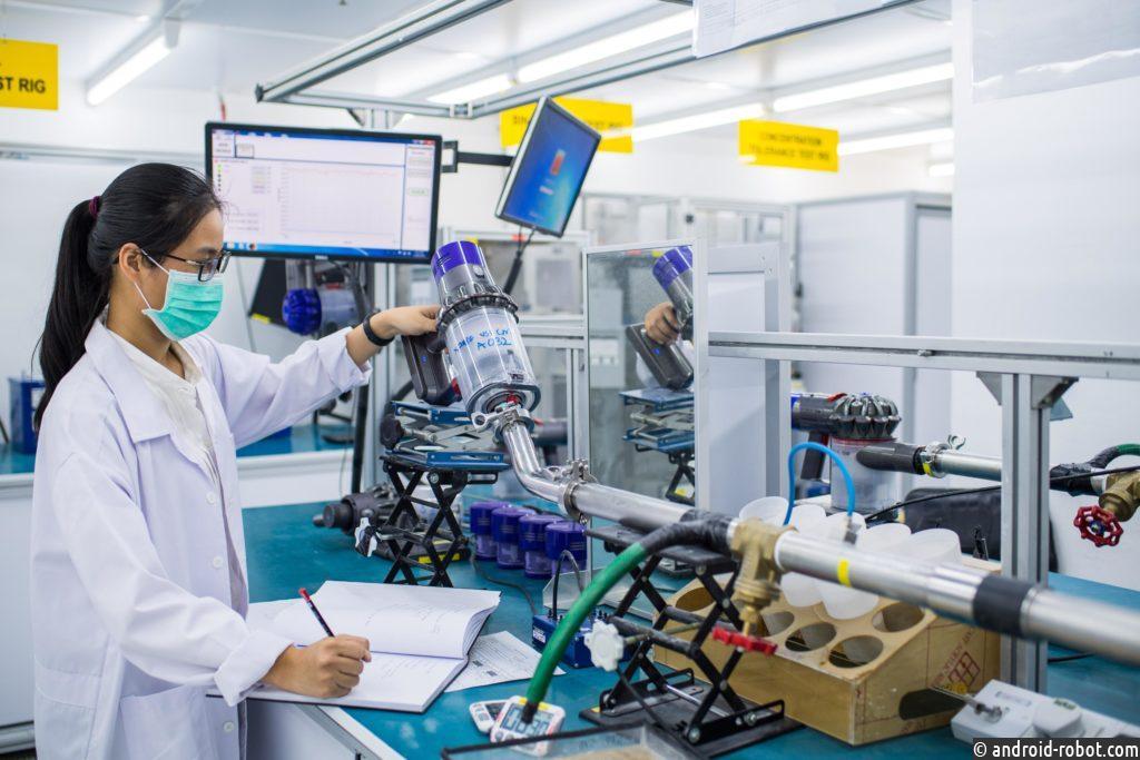 Dyson инвестирует 2,7 млрд в исследование новых технологий