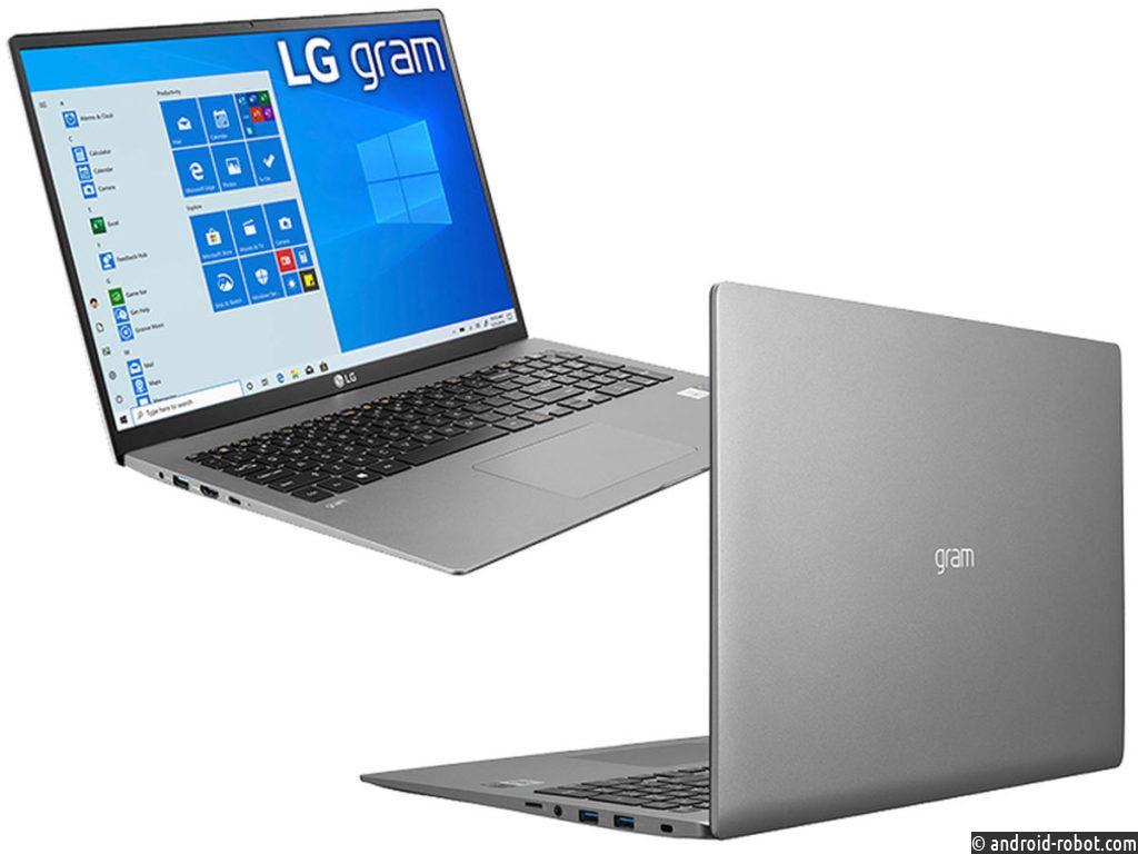 LG Gram 17 (2021 год)