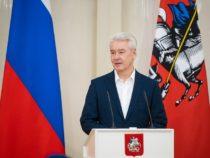 Собянин: ситуация сCOVID-19 в столице России продолжает развиваться драматически