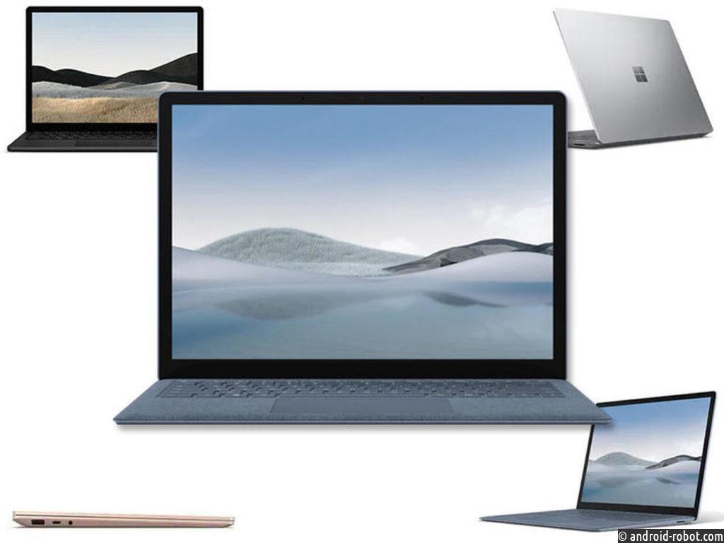 Ноутбук Microsoft Surface 4