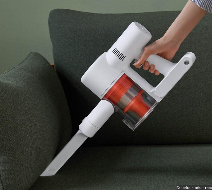 Представлен беспроводной пылесос Mi Vacuum Cleaner G9 от Xiaomi
