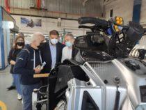 В России при поддержке итальянских промышленных дизайнеров могут появиться электрические модели снегоходов и мотовездеходов