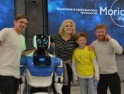 Российский робот сыграл в кино