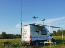 Инновации и мобильность: разработан уникальный передвижной пункт для дистанционного управления дронами