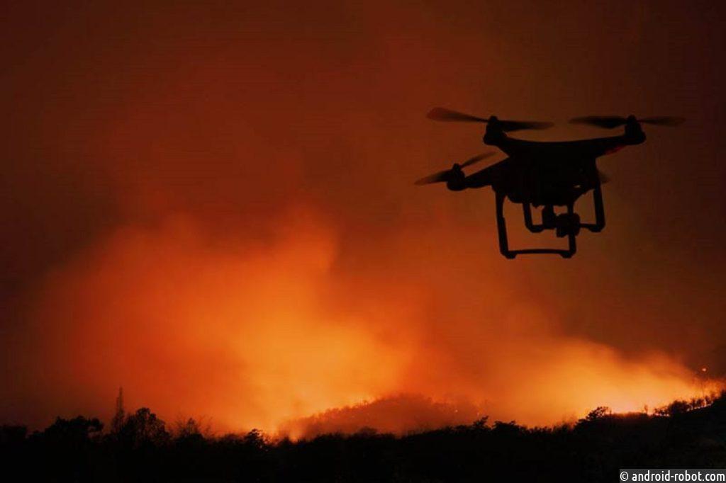 Тюменскую базу авиационной и наземной охраны лесов оснастили дронами DJI