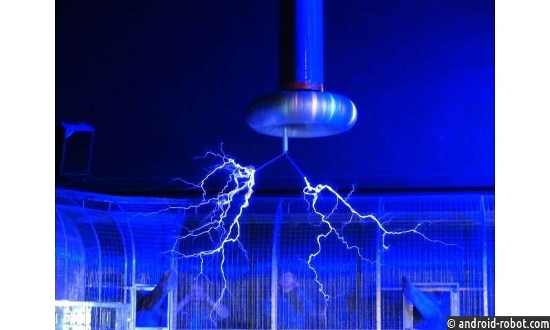Исследование показало, что электромагнетизм - это свойство самого пространства-времени