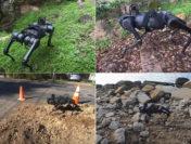 Робот с защитой от спотыкания адаптируется к сложной местности в режиме реального времени