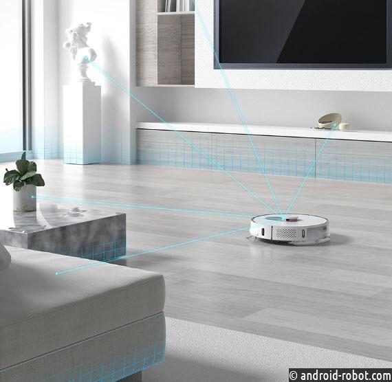 Представлен робот-пылесос Xiaomi ROIDMI Eve Plus с системой самоочищения и функцией дезинфекции