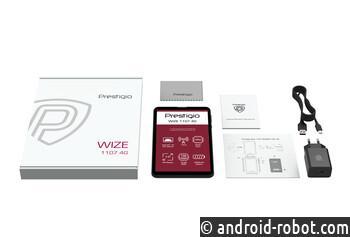 Планшет Prestigio Wize 1107 4G: всё самое необходимое
