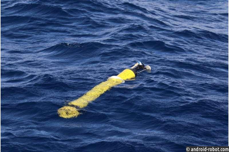 Роботизированные поплавки позволяют по-новому взглянуть на здоровье океана и глобальный углеродный цикл