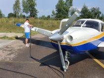 Малая авиации переводит заправку самолетов топливом в онлайн