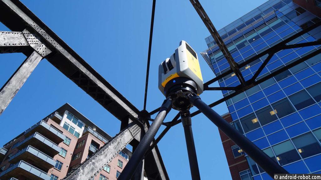 Госинспекция по недвижимости начала использовать в работе лазерные сканеры