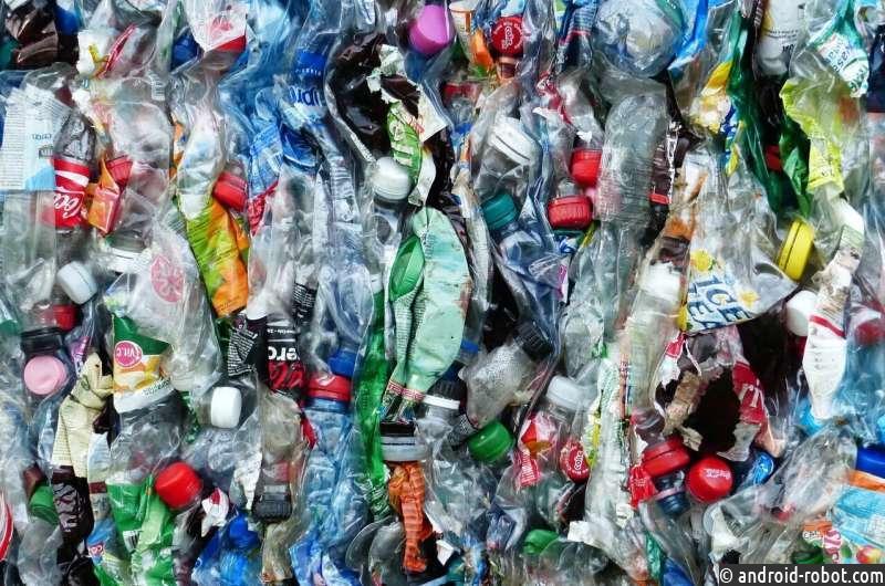 """Ученые: """"В будщем можно превращать пластик обратно в природные ресурсы"""""""