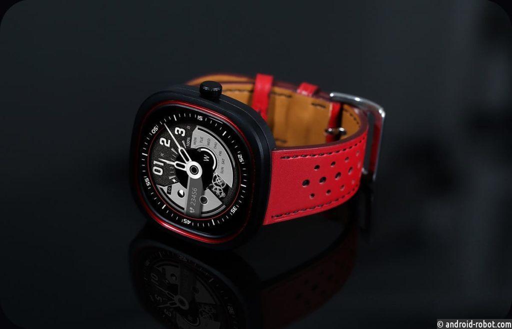 Doogee представила новые умные часы Doogee DG Ares
