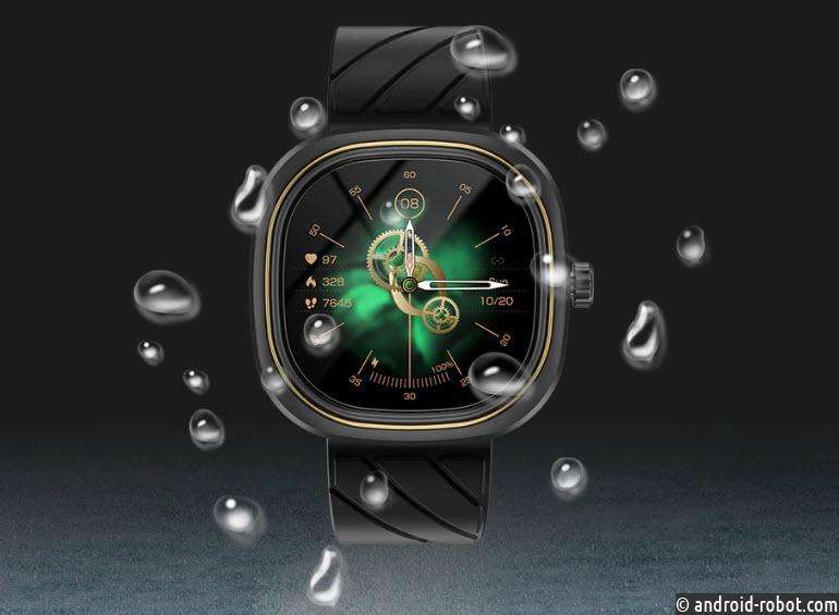 На российском рынке появились умные часы Doogee DG Ares